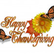 Thanksgiving graphic — Stock Photo #12688628