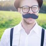 Mustache — Stock Photo #13636063