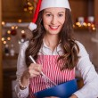 Christmas cooking — Stock Photo #14689335