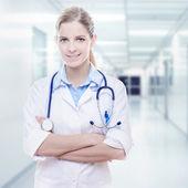 Médico — Foto Stock