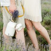 Couple having fun, love concept — Stock Photo