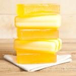 Yellow soap — Stock Photo #28748389