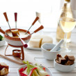 Cheese fondue — Stock Photo #28755821