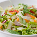 Fresh salad — Stock Photo #28758133