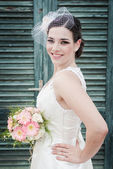 Bride — Fotografia Stock