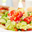 Fresh salad — Stock Photo #28760167