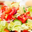 Foto Stock: Fresh salad
