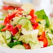 Fresh salad — Stock Photo #28760433