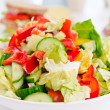 Fresh salad — Stockfoto #28760433