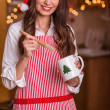 Christmas cooking — Stock Photo #28762167