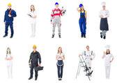 Professions — Stock Photo