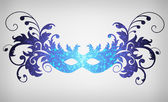 Masks for a masquerade. Party mask. — Stock Photo