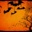 Halloween  background — Zdjęcie stockowe
