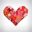Stockfoto: Valentine heart