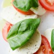 Classic caprese salad — Stock Photo #28774733