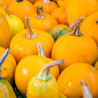 Pumpkins — Stock Photo #28776565