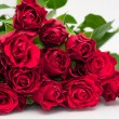 Stock Photo: Roses Bunch