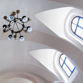 Dome of church — Stock Photo