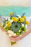 Wedding flowers — Photo