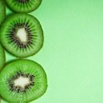 Kiwi slices — Stock Photo