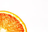 Círculo naranja — Foto de Stock