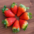 Strawberry — Stock Photo #41907163