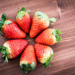 Strawberry — Stock Photo #41907189