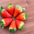 Strawberry — Stock Photo #41907197