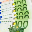 Stock Photo: Euro Money Banknotes