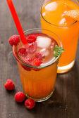 Meyve limonata — Stok fotoğraf