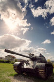 Army tank — Stock Photo