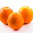 Three Oranges — Stock Photo