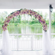 Floral arch — Stock Photo #32384759