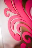 Beautiful bright pink pattern — Stock Photo