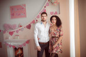 Passionate couple — Stock Photo