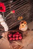 Traditionele Oekraïense decoraties — Stockfoto