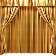 Royalty-Free Stock Photo: Curtain