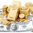 Royalty-Free Stock Photo: Bullion