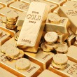Stock Photo: Bullion
