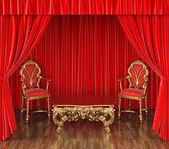 Stage — Zdjęcie stockowe