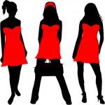 Fashion women — Stock Vector #31467123