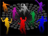 Disco People — Vecteur