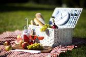 Tiempo de picnic! — Foto de Stock