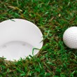 Lets play a round of golf! - Stock Photo