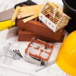 Building and construction equipment - Stock Photo
