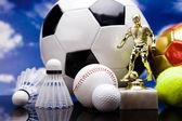 Sport article — Stock Photo