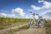 Two bikes — Stock Photo