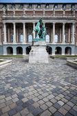 Magyar Nemzeti, Budapest, Hungary — Stock Photo