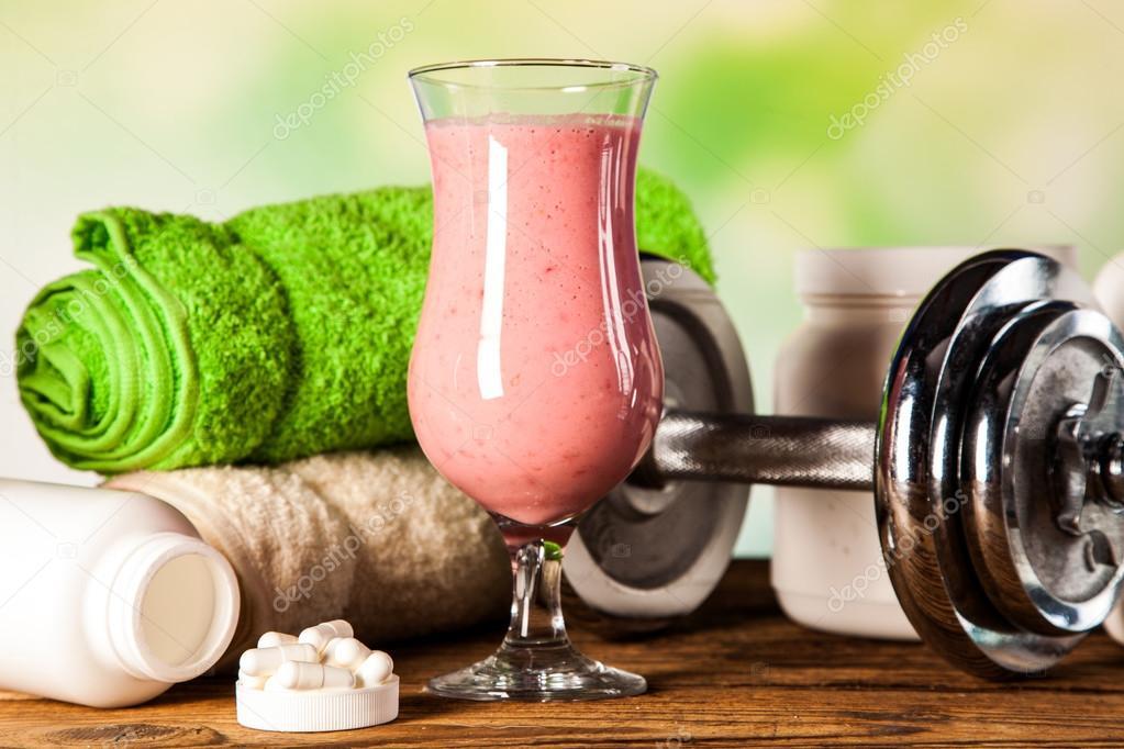 здоровое питание коктейли белковые