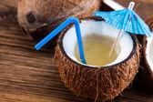 Coconut milk — Stock Photo